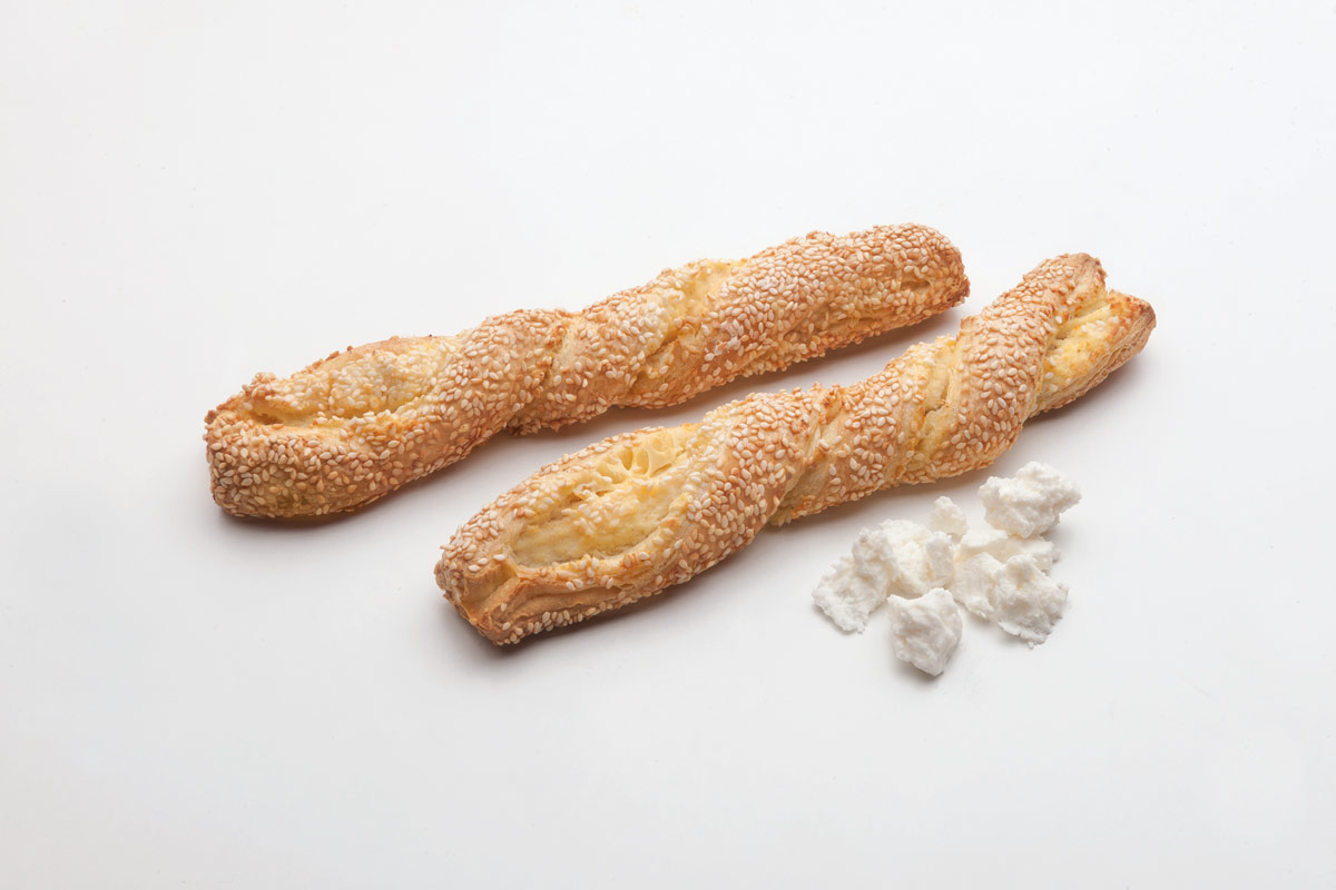 Κρουασίνια τυριού