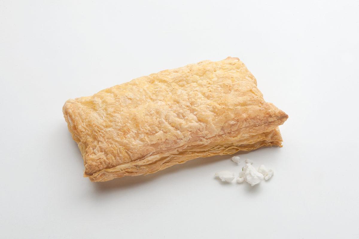 Γαλλική τυρόπιτα παραλληλόγραμμη