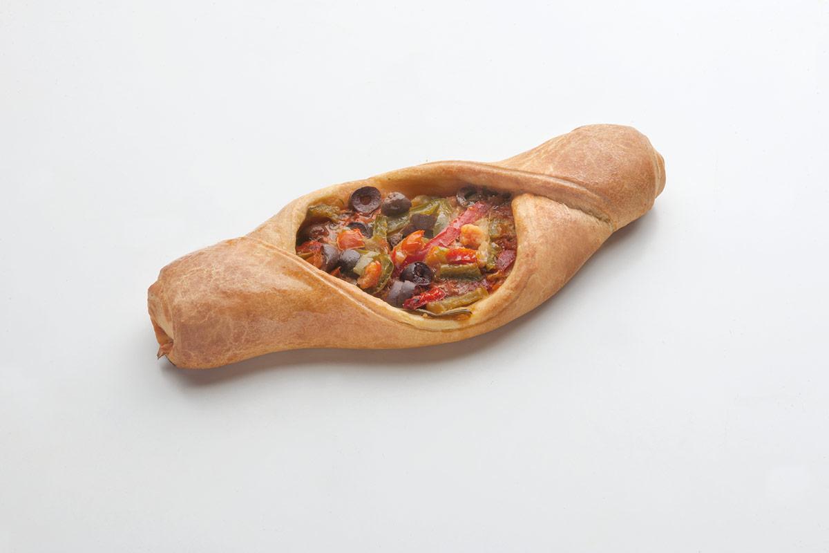 Πεϊνιρλί λαχανικών
