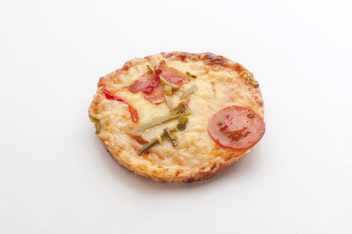 Πίτσα ατομική ταψάκι