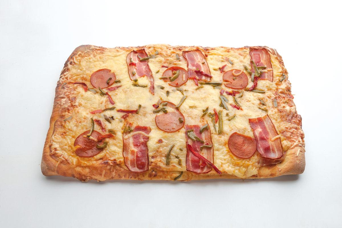 Πίτσα ταψί εξάρα