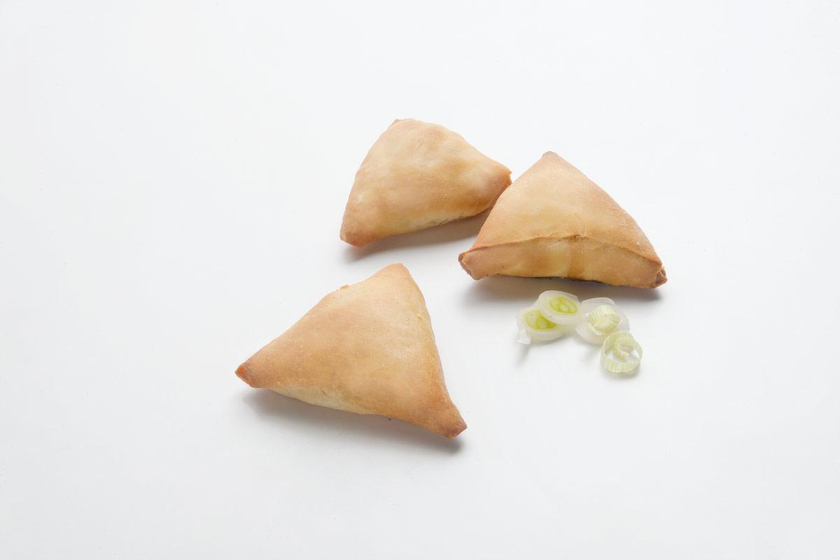 Πρασοπιτάκι τρίγωνο