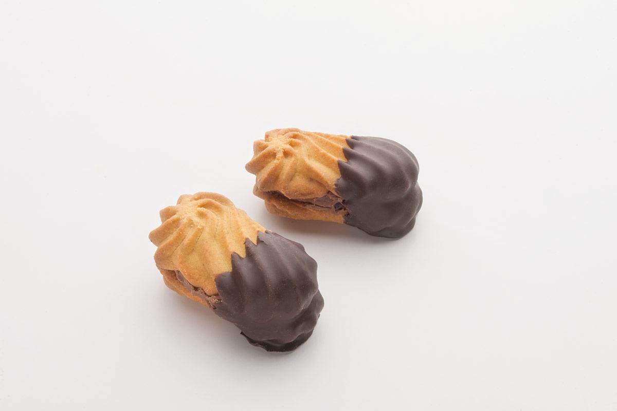Μακρύ πραλίνα σοκολάτα