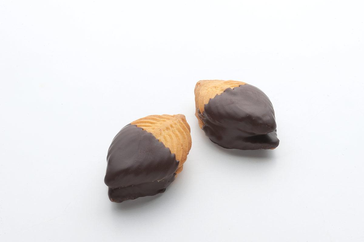 Φυλλαράκι μισό σοκολάτα