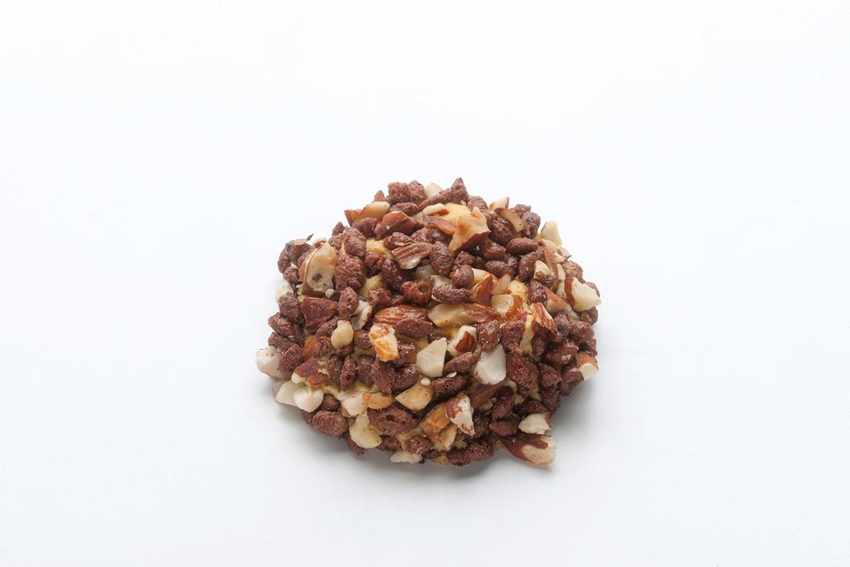 Choco pops αμύγδαλο