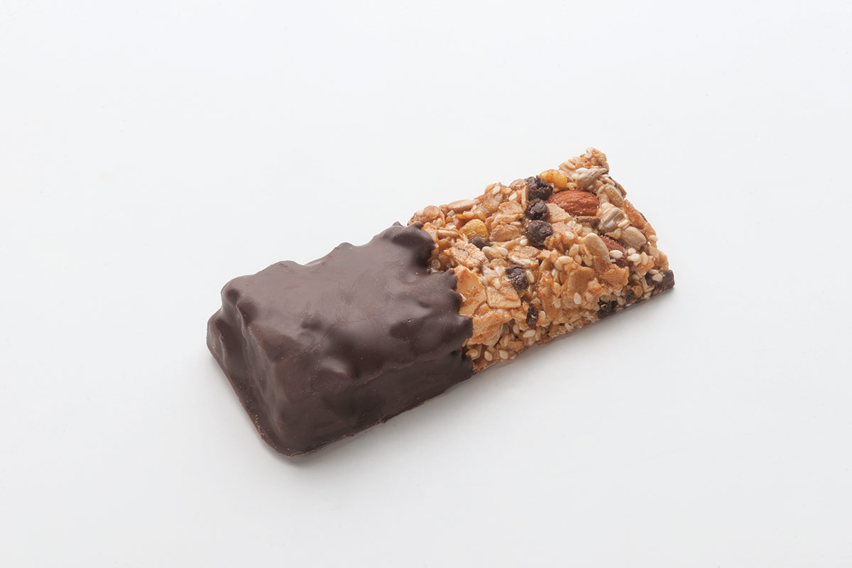 Μπάρα μισή σοκολάτα